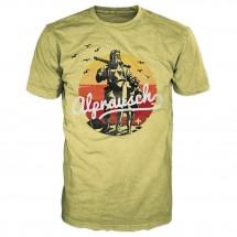 Alprausch - Edwin Tellstar - T-shirt