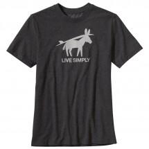 Patagonia - Burros Y Tablas T-Shirt - T-paidat