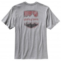 Patagonia - Patagonia Brushed Badge T-Shirt - T-paidat
