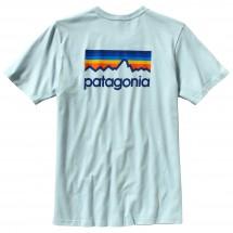 Patagonia - Line Logo T-Shirt - T-shirt