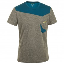 Salewa - Half Dome Dry SS Tee - T-shirt
