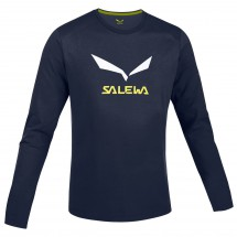 Salewa - Solidlogo CO LS Tee - Manches longues