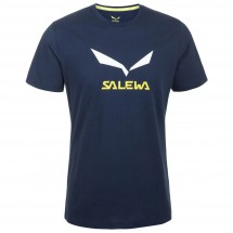 Salewa - Solidlogo CO SS Tee - T-paidat