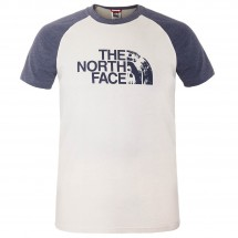 The North Face - SS Seasonal Print Raglan Tee - T-shirt