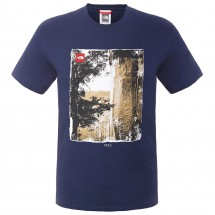The North Face - SS Adventure Page Tee - T-shirt
