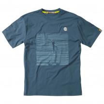 Moon Climbing - Wall Climber Tee - T-shirt