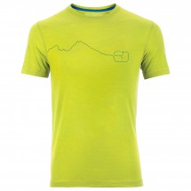Ortovox - Merino Cool Print Mountain Short Sleeve - T-shirt
