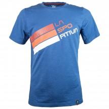 La Sportiva - Stripe Logo T-Shirt - T-shirt