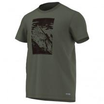 adidas - HT Mountain Tee - T-Shirt
