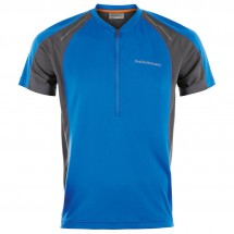 Peak Performance - Balkka Zip Tee - T-shirt de running