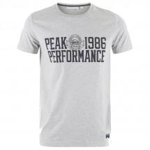 Peak Performance - Graphic Tee - T-Shirt