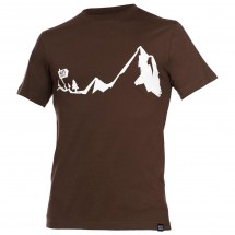 So Solid - Mountain T-Shirt