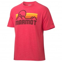 Marmot - Marmot Coastal Tee SS - T-paidat