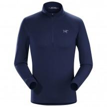Arc'teryx - Thetis Zip Neck - T-shirt de running