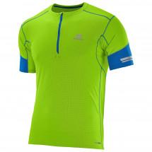 Salomon - Agile 1/2 Zip S/S Tee - Joggingshirt