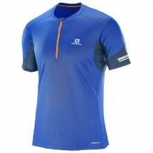 Salomon - Agile 1/2 Zip S/S Tee - Running shirt