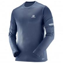 Salomon - Agile L/s Tee - Laufshirt