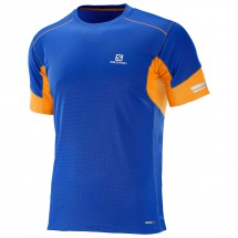 Salomon - Agile S/S Tee - Running shirt