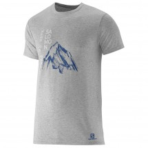 Salomon - Estampe S/S Tee - T-Shirt