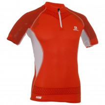 Salomon - S-Lab Exo Zip Tee - T-shirt de running