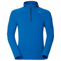 Odlo - Sillian Hoody Midlayer 1/2 Zip - Running shirt