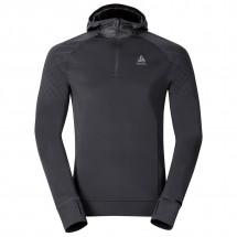 Odlo - Apodis Hoody Midlayer 1/2 Zip - Running shirt