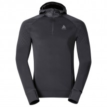 Odlo - Apodis Hoody Midlayer 1/2 Zip - T-shirt de running