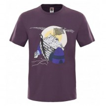The North Face - Never Stop Exploring S/S Tee - T-Shirt