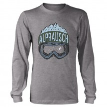 Alprausch - Schneebrülle - Longsleeve