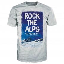 Alprausch - Rock The Alps - T-paidat