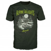 Alprausch - Tannewald - T-shirt