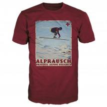 Alprausch - Schiispringer - T-shirt