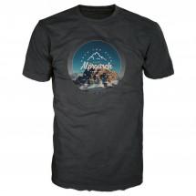 Alprausch - Paradiis - T-shirt