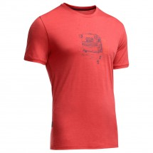 Icebreaker - Tech Lite S/S Crewe Basecamp - T-shirt