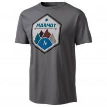 Marmot - Badge Tee S/S - T-paidat