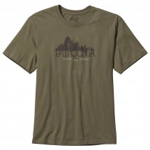 Patagonia - Fitz Roy Granit T-Shirt - T-paidat