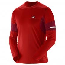 Salomon - Agile L/S Tee - Joggingshirt
