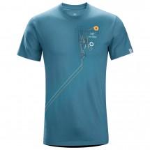 Arc'teryx - Machine S/S Crew - T-Shirt