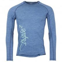 Triple2 - Lang Shirt - Longsleeve