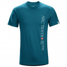 Arc'teryx - Vertical Word S/S Crew - T-shirt