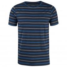 Fjällräven - High Coast Stripe T-Shirt - T-paidat