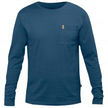 Fjällräven - Övik Pocket T-Shirt L/S - Long-sleeve