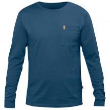 Fjällräven - Övik Pocket T-Shirt L/S - Manches longues