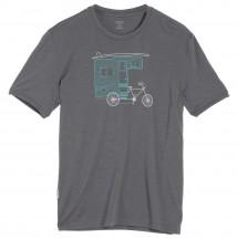 Icebreaker - Tech Lite S/S Crewe Camper Bike - T-Shirt