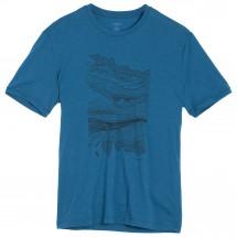 Icebreaker - Tech Lite S/S Crewe Road Trip - T-shirt