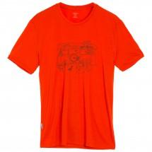 Icebreaker - Tech Lite S/S Crewe Van Life - T-Shirt