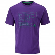 Moon Climbing - Diagram Tee - T-Shirt