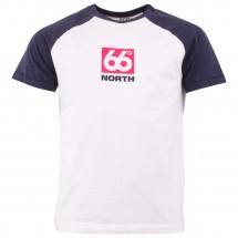 66 North - Logn Baseball T-Shirt - T-paidat