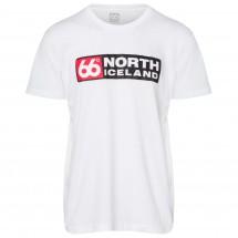 66 North - Logn T-Shirt Long Logo - T-Shirt
