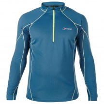 Berghaus - Vapour L/S Zip Baselayer - T-shirt de running